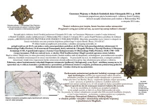 Apel o stworzenie Ossuarium w Joachimowie Mogiłach tj. warunków do godnego trwania w czasie (Ołoniecki Pułk Piechoty)-kopia
